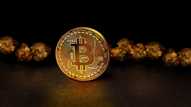Bitcoin-digitales-Gold