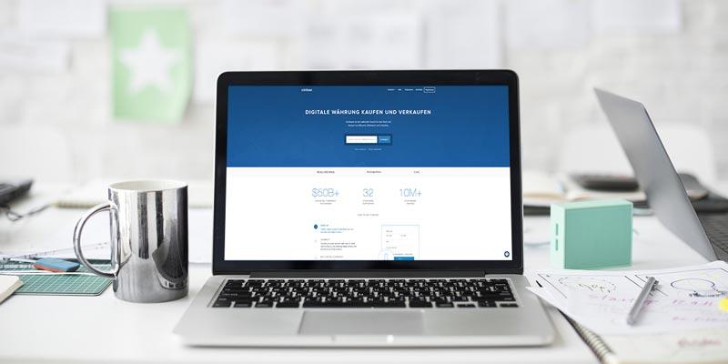 Coinbase Website