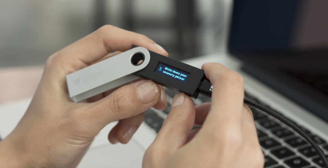 Ledger-Nano-S-Test