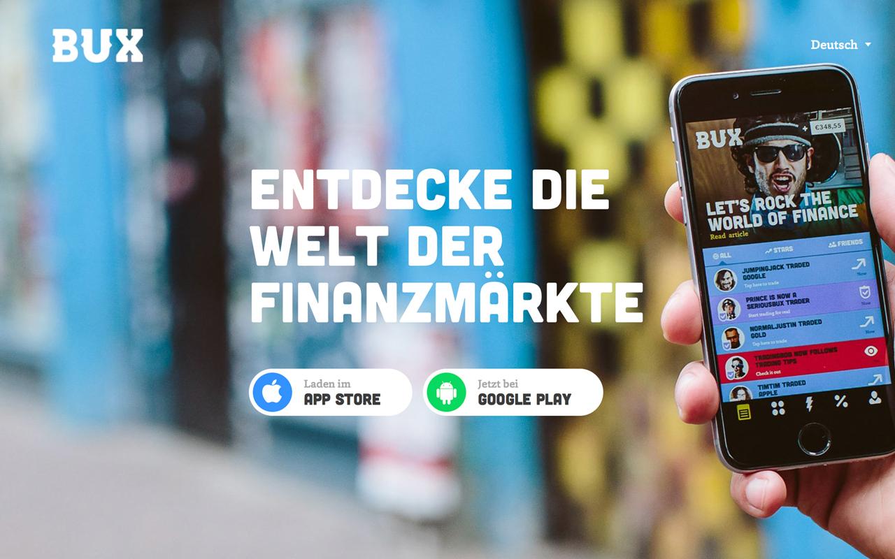 BUX-Trading-App