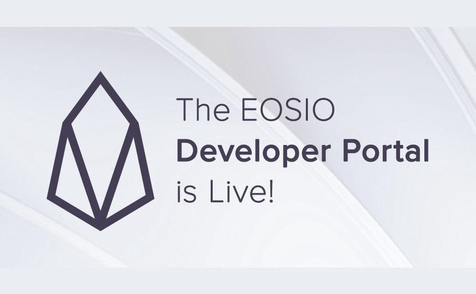 EOS-Entwickler-Portal