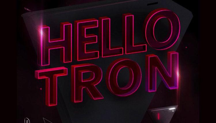Hello-TRON-TRX