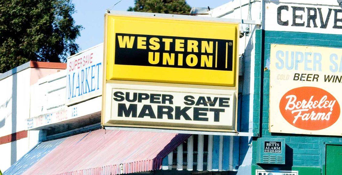 Western-Union-Supermarkt