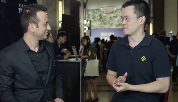 Binance-CEO