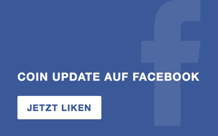Coin Update auf FaceBook