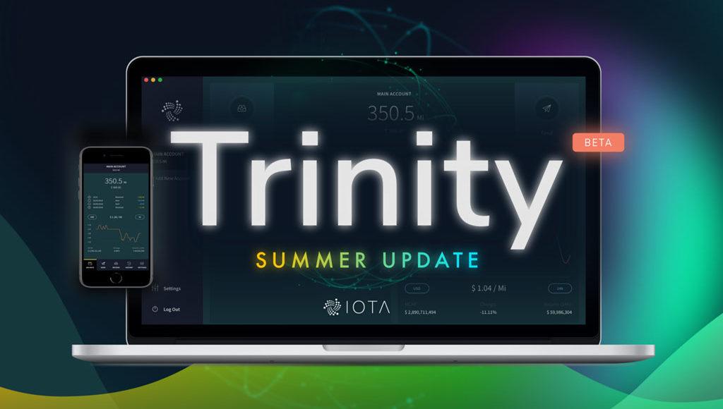 Trinity-Summer-Update
