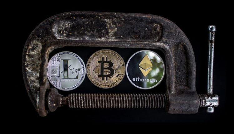 Bitcoin-Ethereum-Litecoin