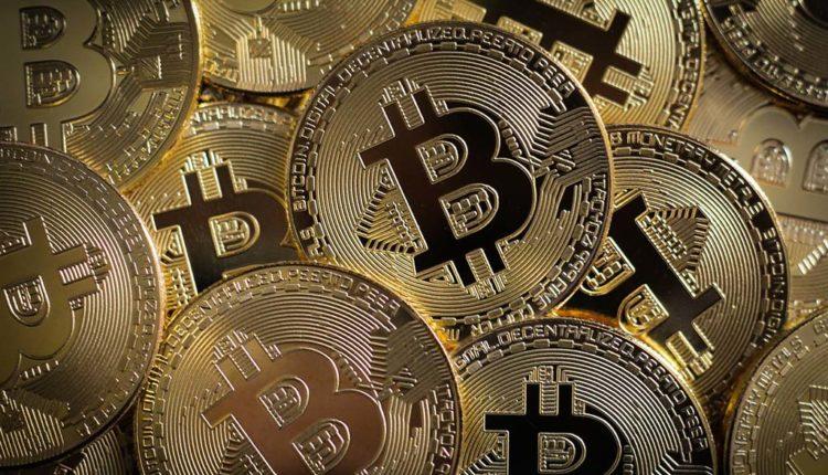 Bitcoin-Muenzen