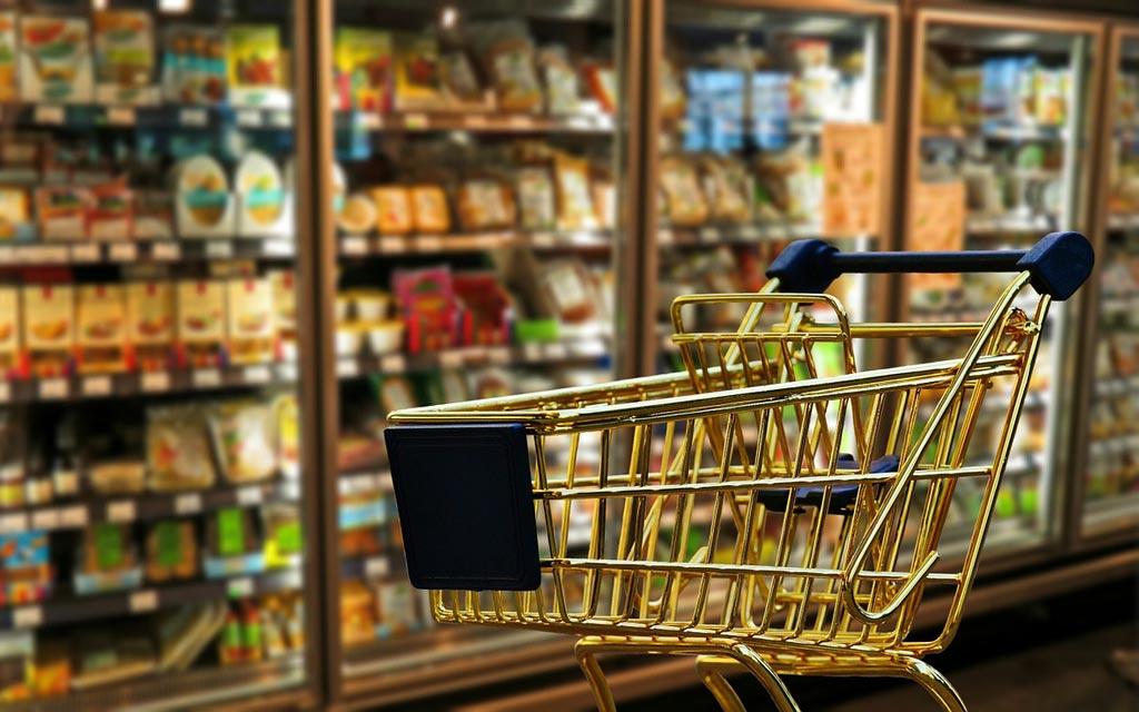 Einkaufen-Handel