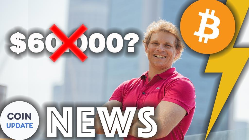 Julian Hosp zieht Bitcoin-Prognose zurueck