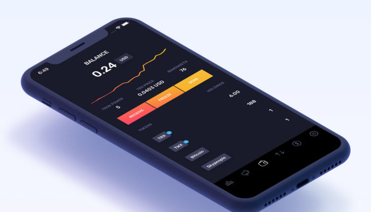 TRON-Wallet-Android