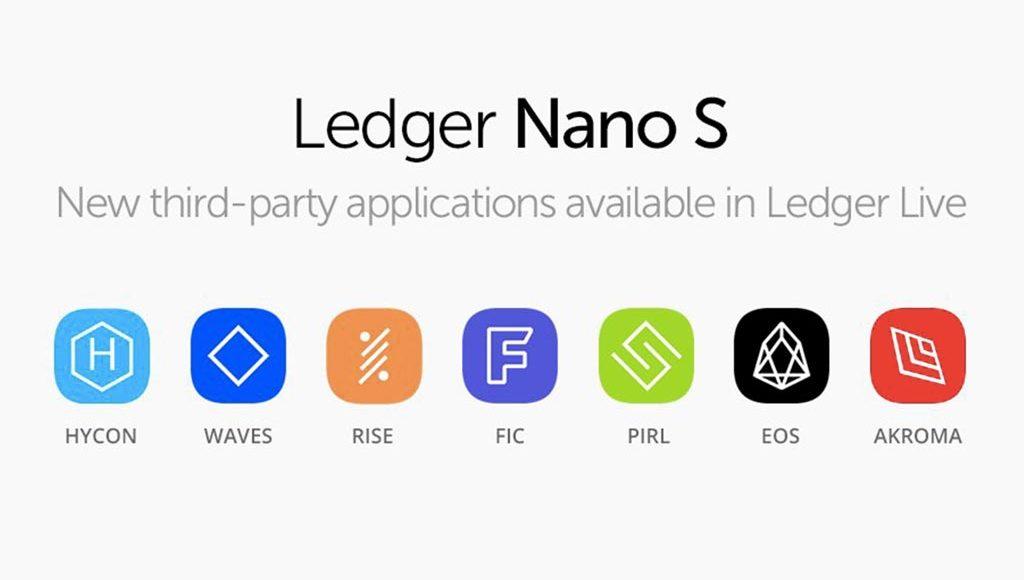 Ledger-Nano-S-EOS-Wallet