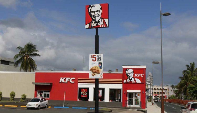 KFC-Restaurants