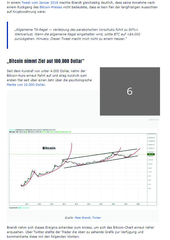 Coin-Update Werbeplatz #6