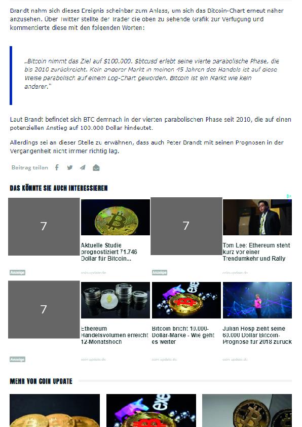Coin-Update Werbeplatz #7