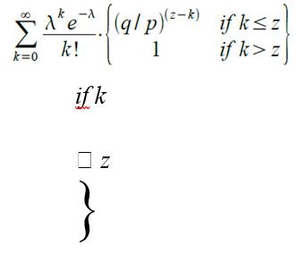 Bitcoin Whitepaper mathematische Formel