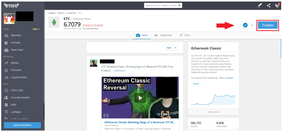 ethereum etoro kaufen