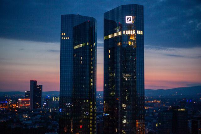 Deutsche Bank Bitcoin Krypto BTC könnten den Euro bis 2030 ersetzen und steigen