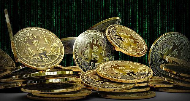 Bitcoin-Durchschnittspreis bullisches Bild