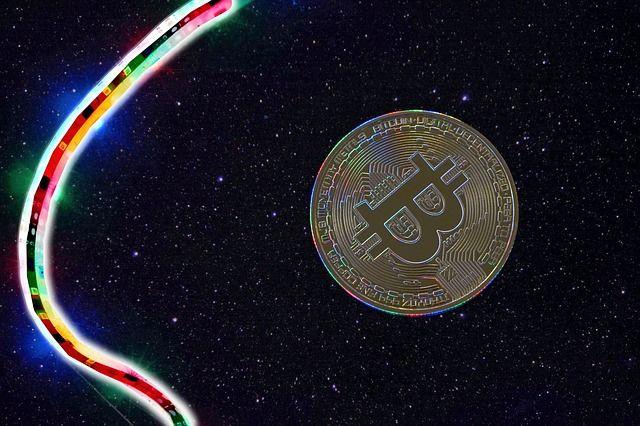 Bitcoin Mond Zentralbank QE4