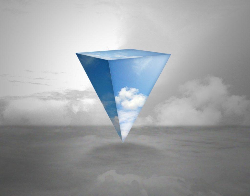 Pyramidensystem Plus Token
