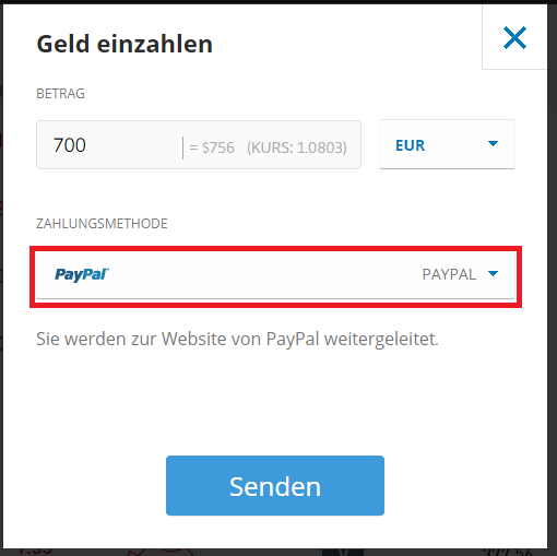 Ripple kaufen mit PayPal - Mit PayPal für XRP einzahlen