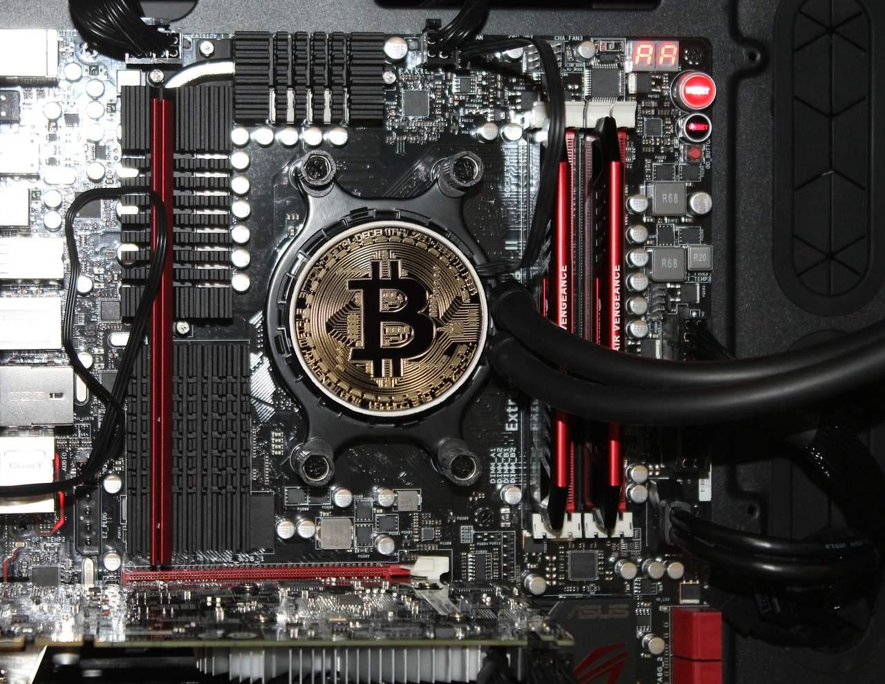 Pushen Bitcoin-Miner die BTC-Hash-Rate wegen der Halbierung