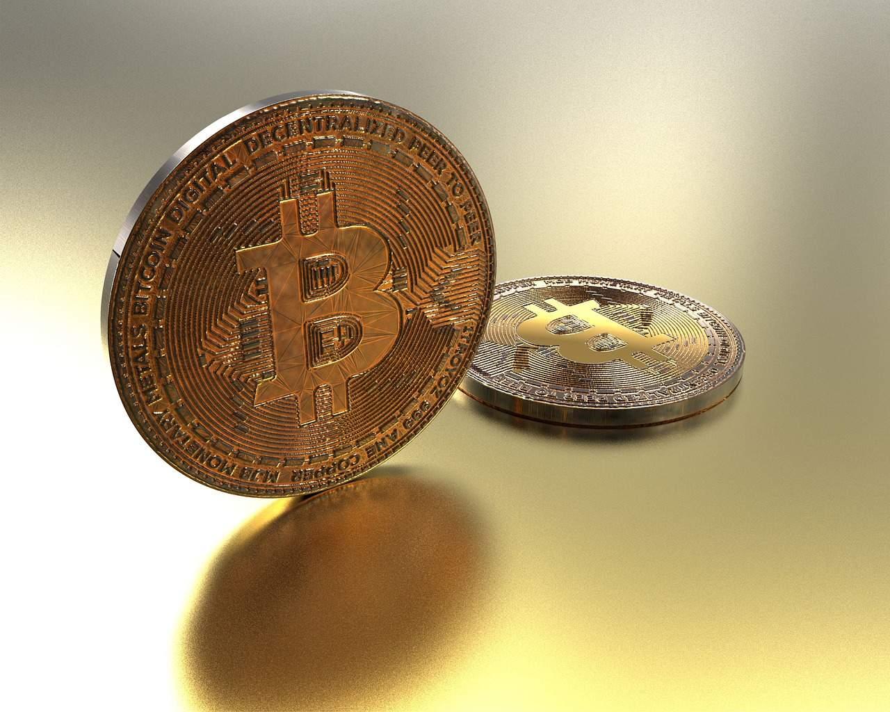 Gefährden Börsenturbulenzen Bitcoins Stabilität?