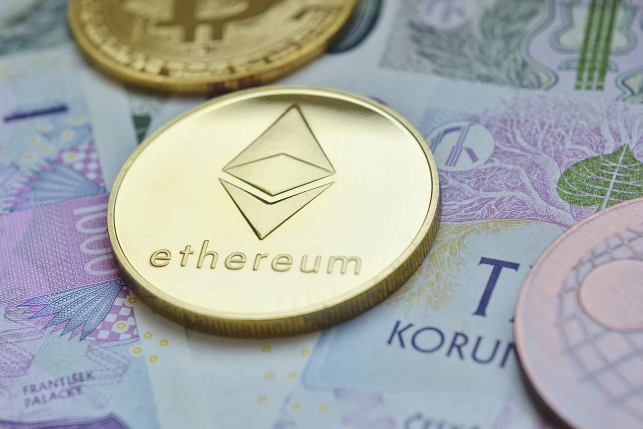 Bullish- mehr User ziehen Ethereum von Krypto-Börsen ab