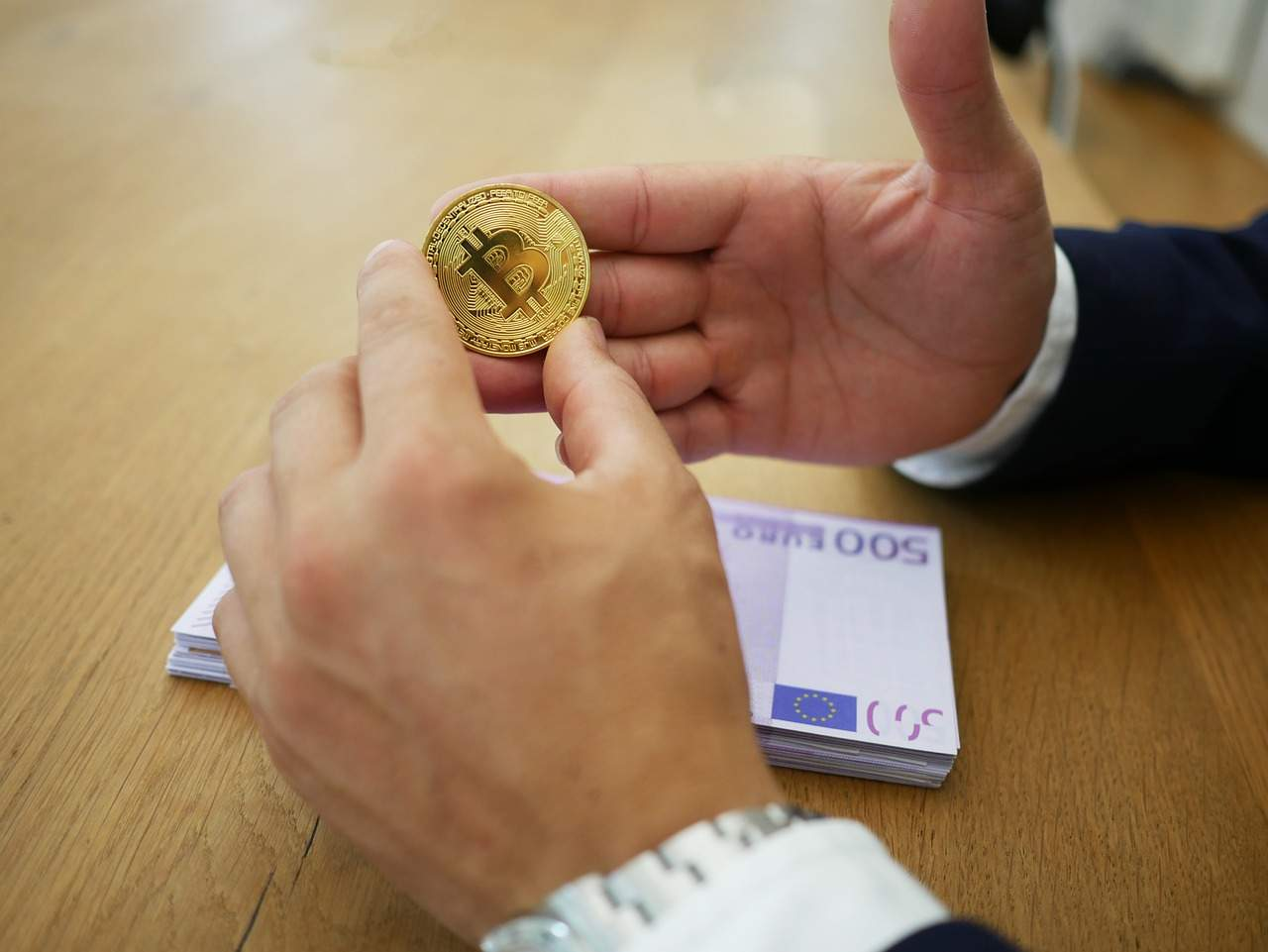 Spiegelt Bitcoin Gold-Fraktal aus den 70er-Jahren wider?