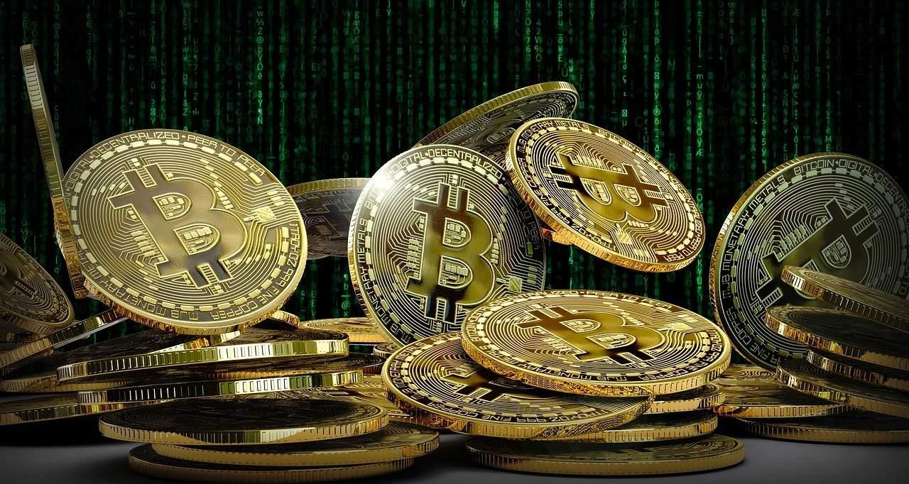 Bitcoin so viel wert wie die Hälfte des gesamten Silbers