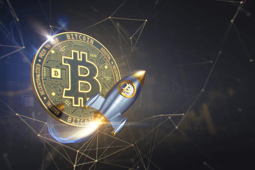 Bitcoin bis März auf $65.000 Fraktal-Analyst