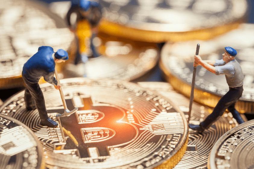 bitcoin-Miner akkumulieren jetzt – statt zu verkaufen