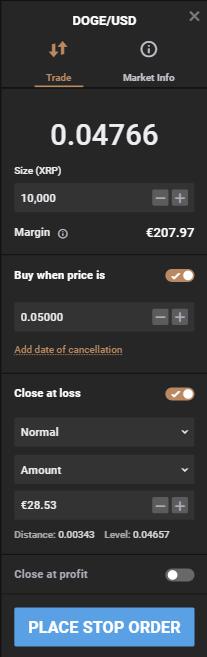 Dogecoin Trade