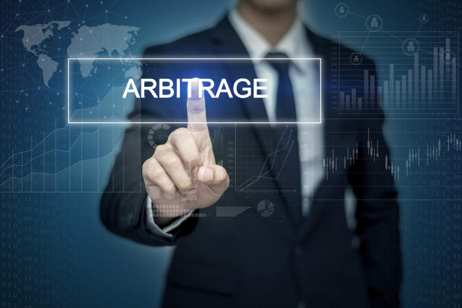 Krypto Arbitrage