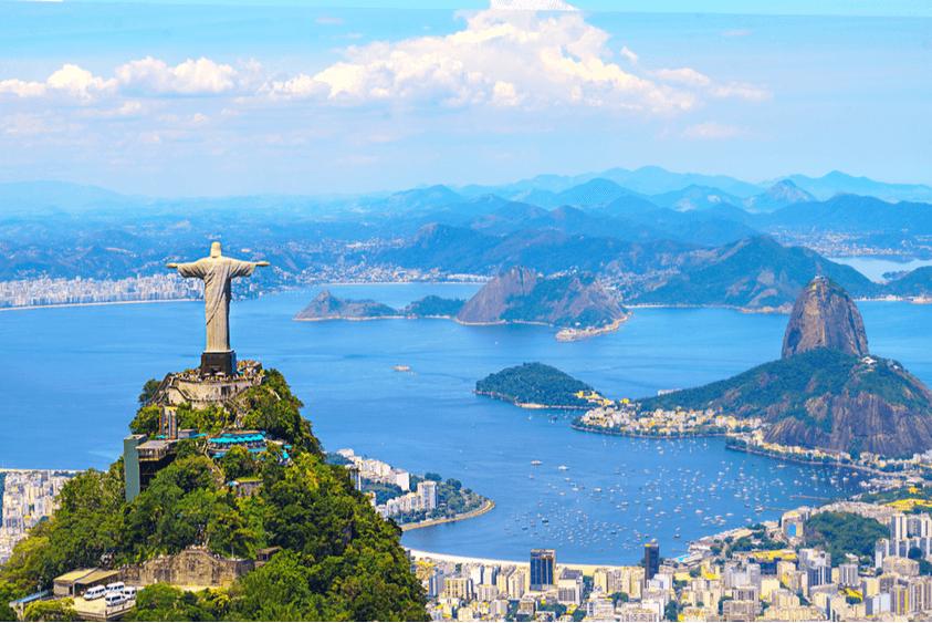 Brasilien erhält als erstes Land in Südamerika Bitcoin-ETF