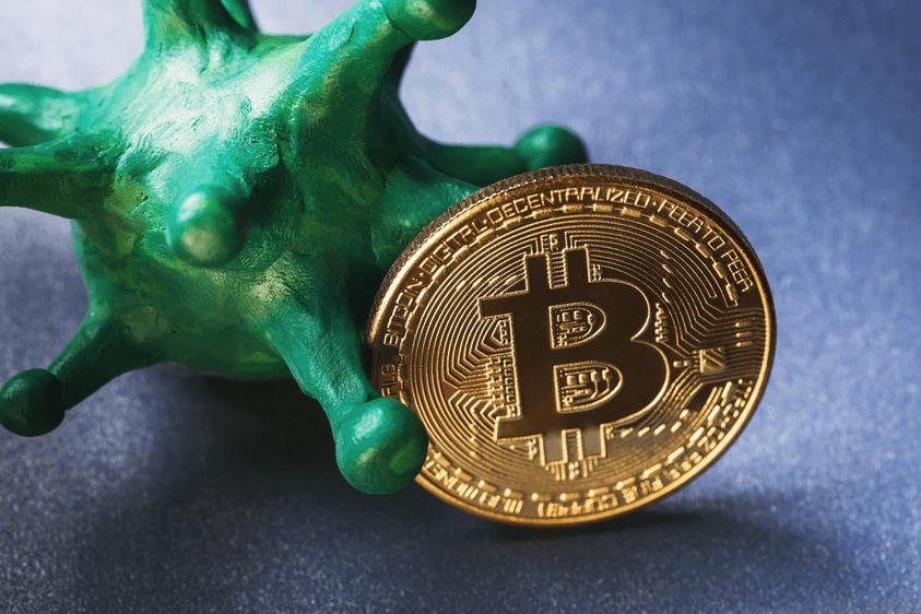 Ein Jahr Corona– wie haben sich die Krypto-Märkte geschlagen?
