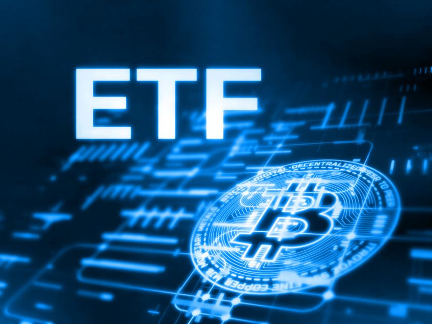 Bitcoin ETF Antrag eingereicht
