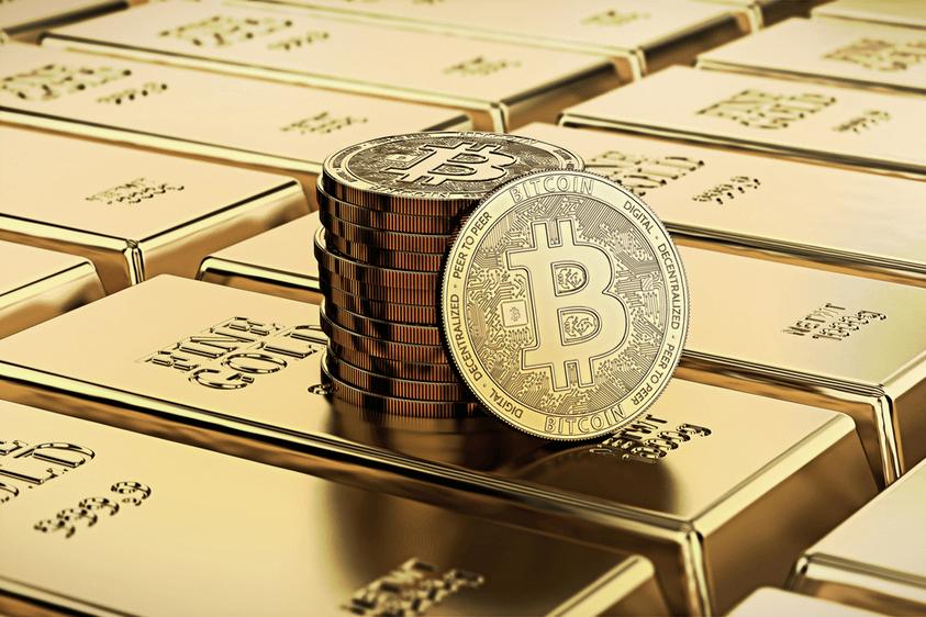 Bitcoin nicht mal nahe am Top