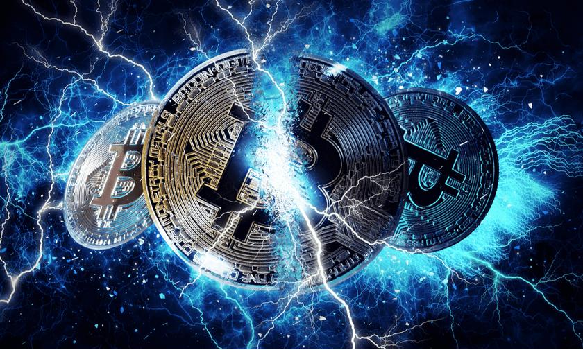 Bitcoin & Kryptos werden eine grausame Korrektur erleiden