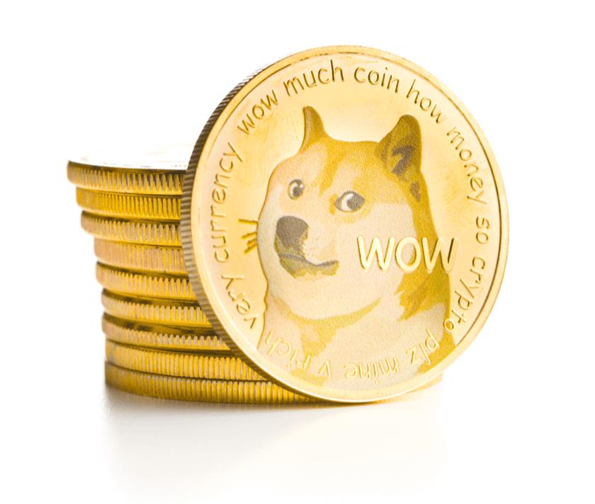 Dogecoin kämpft um $0,40 - YTD-Anstieg um über 6.700 %