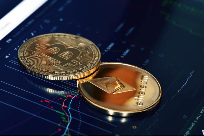 Ethereum übertrifft Bitcoin beim monatlichen Handelsvolumen