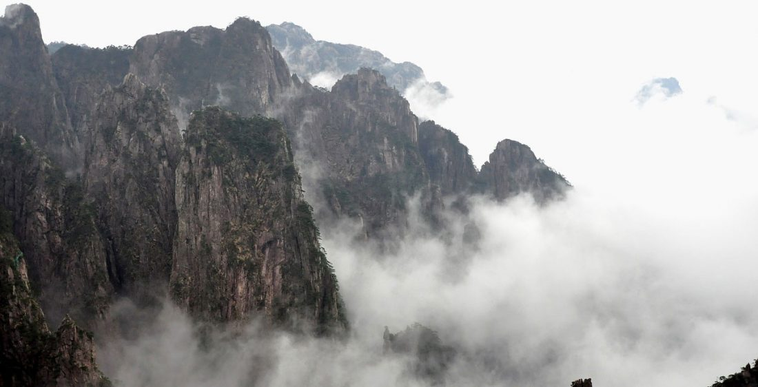 Berge-in-China