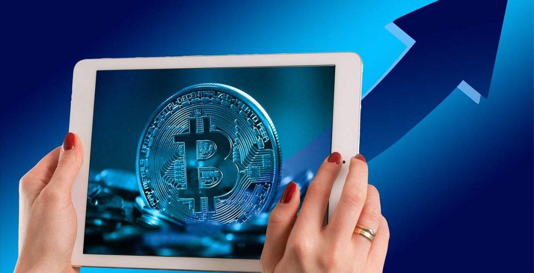 Bitcoin-Charts bullishes Muster – Push über $10.000?
