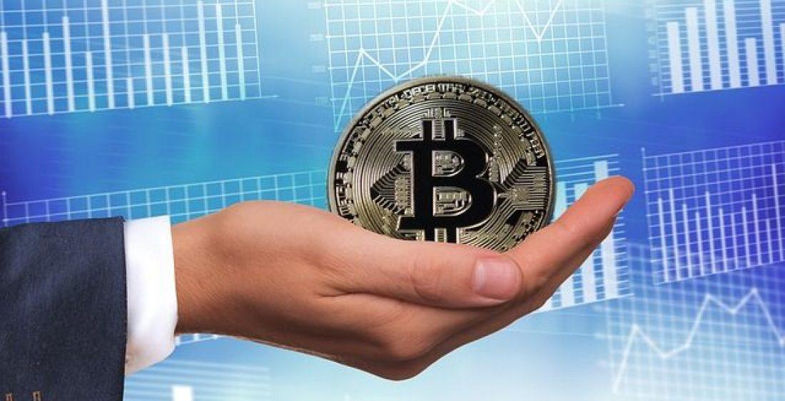 Bitcoin bewegt sich auf $8.570