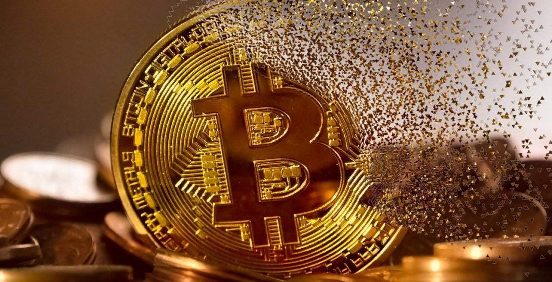 Bitcoin trifft 1.350 BTC Verkaufsmauer