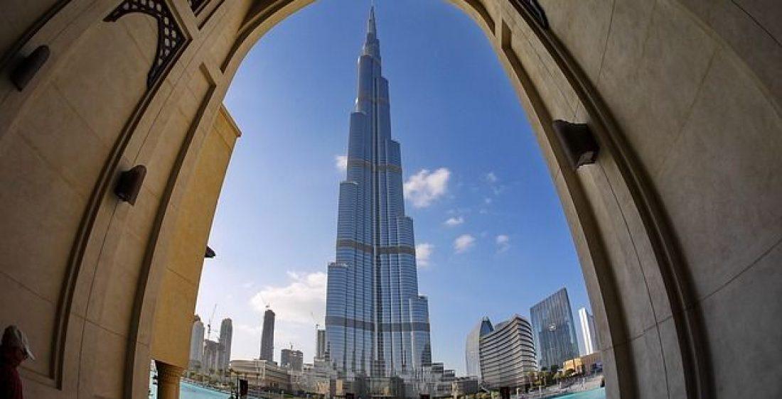 neue Silicon-Valley? Dubai arbeitet an Krypto-Tal