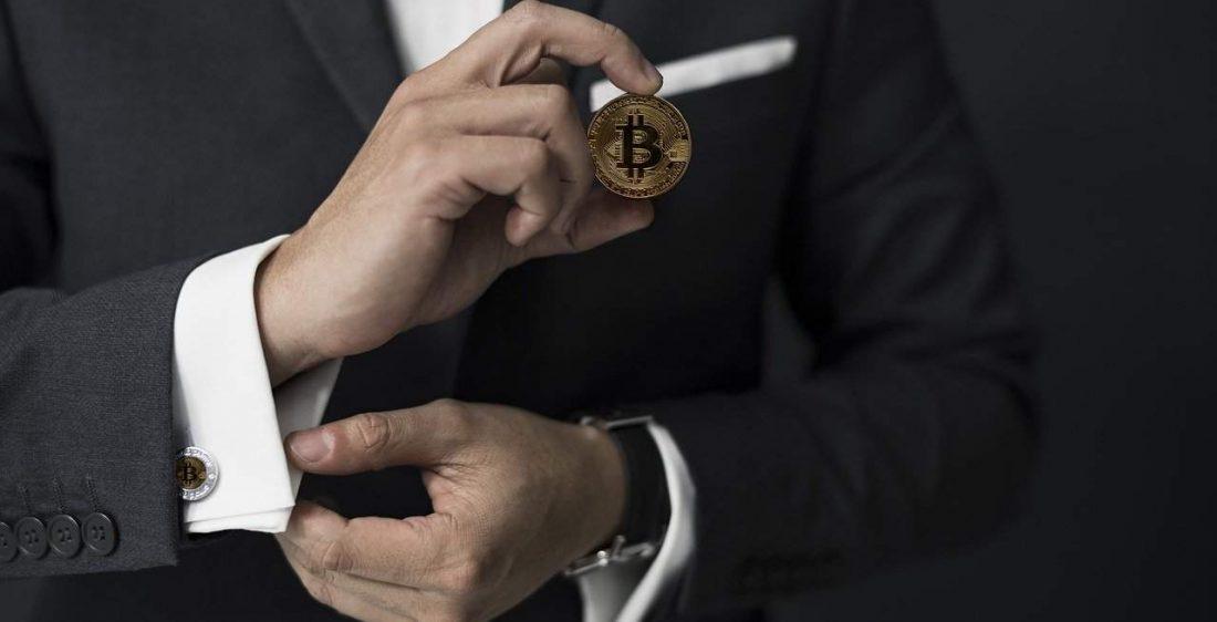 Daten-Analyst- Große Institutionen akkumulieren Bitcoin