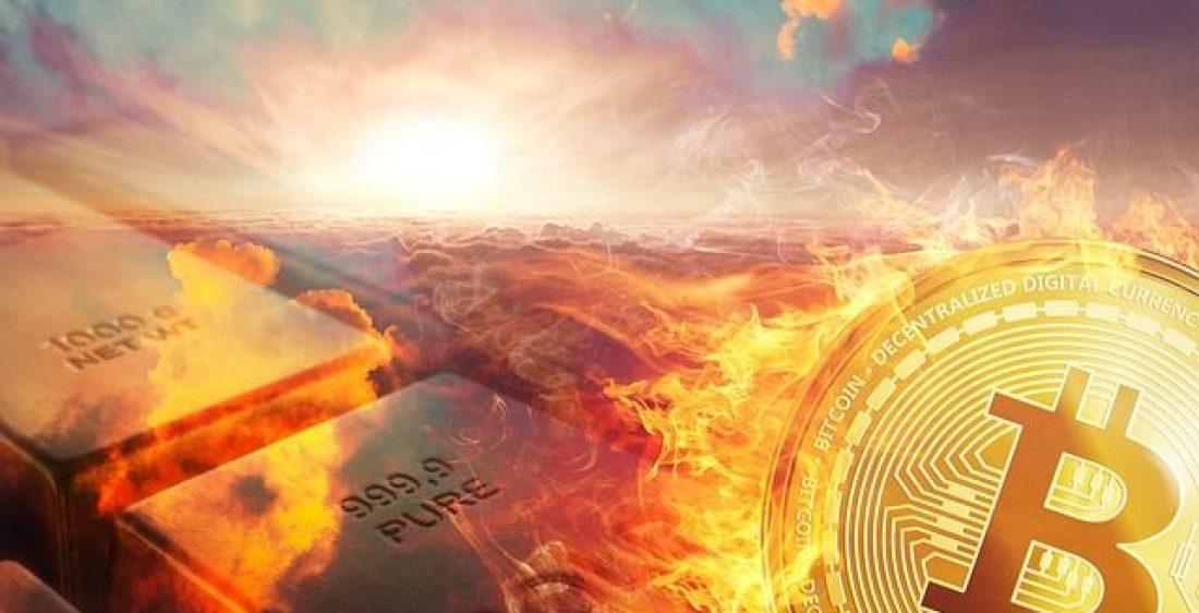 Goldrausch Westamerika Bitcoin-Mining-Boom